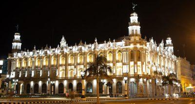 Havana Tours Gran Teatro de la Habana