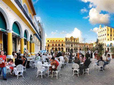 Havana Colonial Plaza