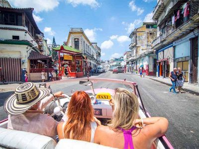 Touring Havana