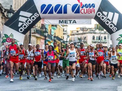 Marabana Marathon Cuba