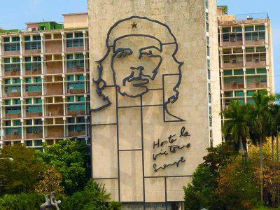 Plaza de la Revolucion - Havana - Cuba