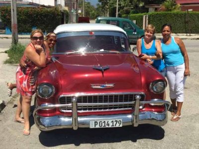 Havana Travel Classic Car