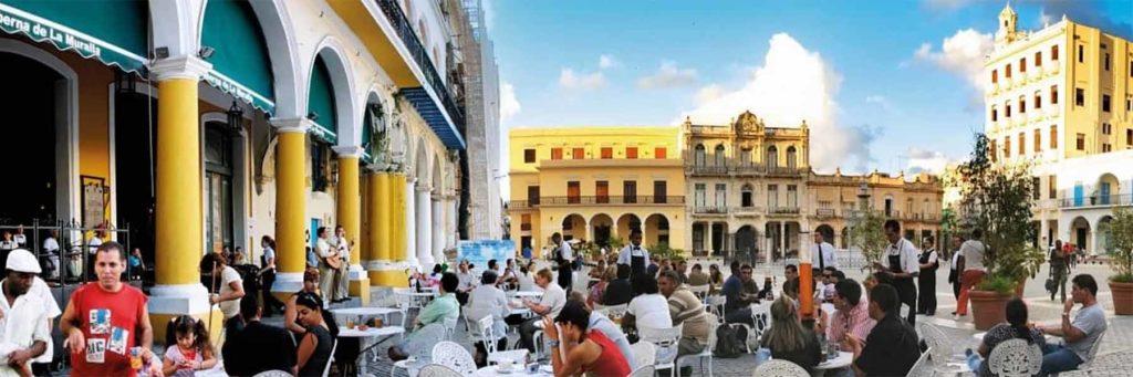 Havana Tour Plaza Vieja