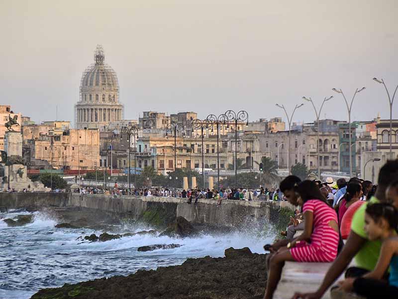 Malecon - Havana - Cuba